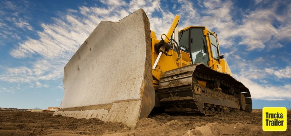 What is a Bulldozer and how to buy/sell one online? | Truck & Trailer