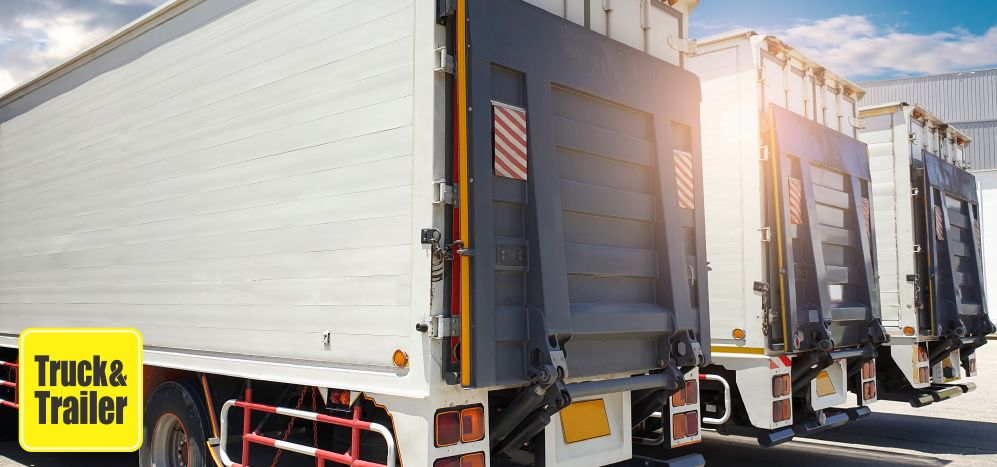 Buy & Sell used Truck Trailers on Truck & Trailer