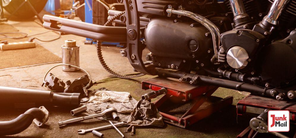 Buy or sell your motorbike spares and parts on Junk Mail