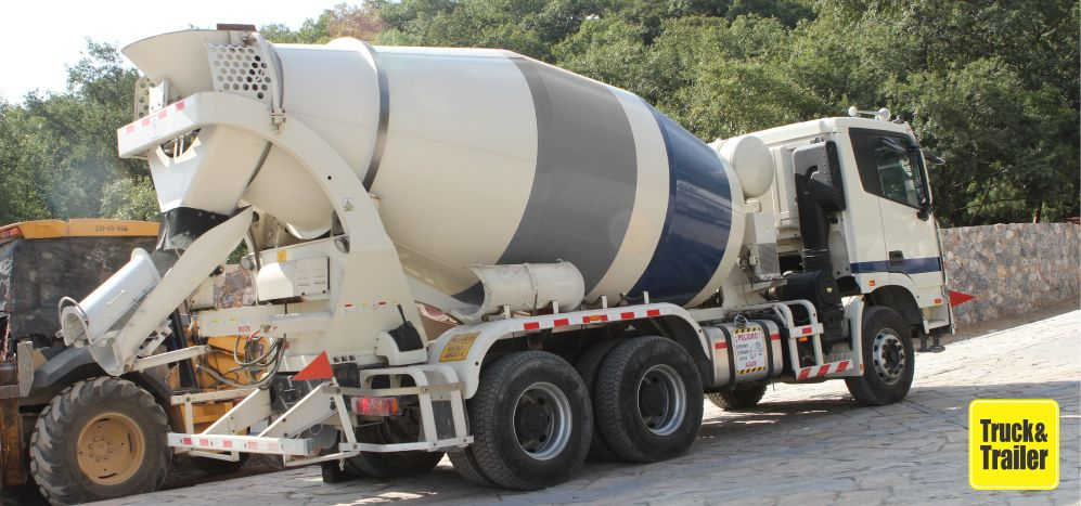 How to buy and sell a concrete mixer truck | Truck & Trailer