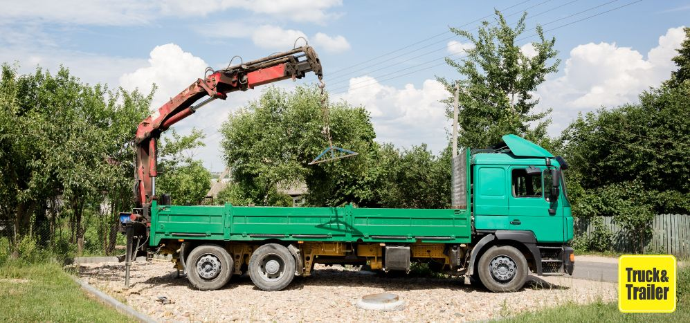 How to buy or sell a used crane truck | Truck & Trailer