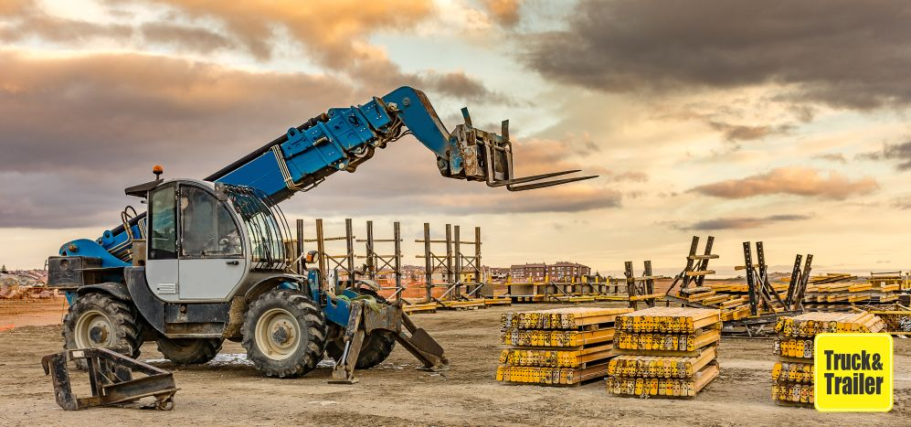 How To Buy Or Sell a Telescopic Handler   Truck & Trailer