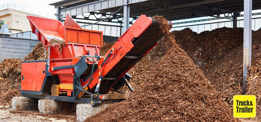 How to buy or sell a Wood Chipper | Truck & Trailer