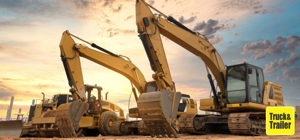 Find Heavy Equipment & Construction Machinery For Sale on Truck & Trailer