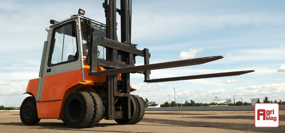 What is a Forklift and how are they used in farming | AgriMag