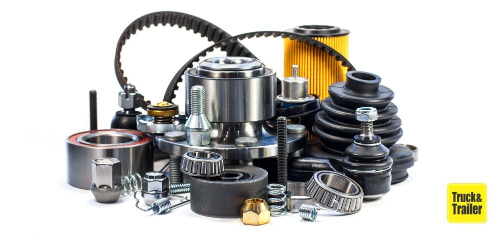 Drive brand awareness for your spares business | Truck & Trailer