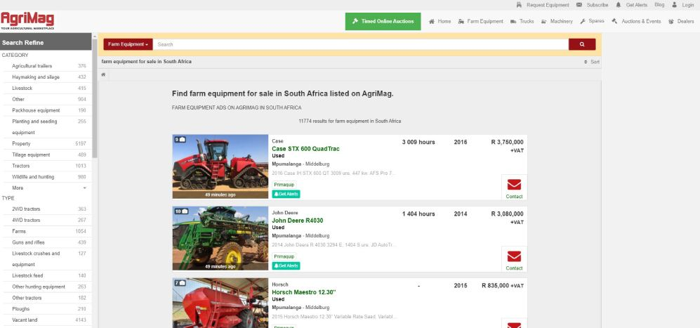 Photography is vitally important when listing your product online | AgriMag