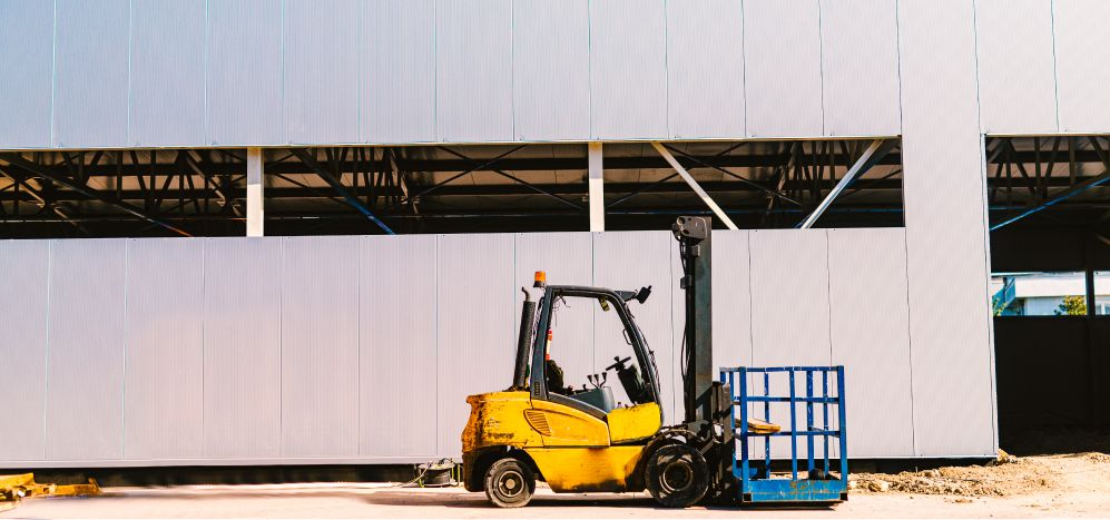 How to sell your used forklift on Truck & Trailer