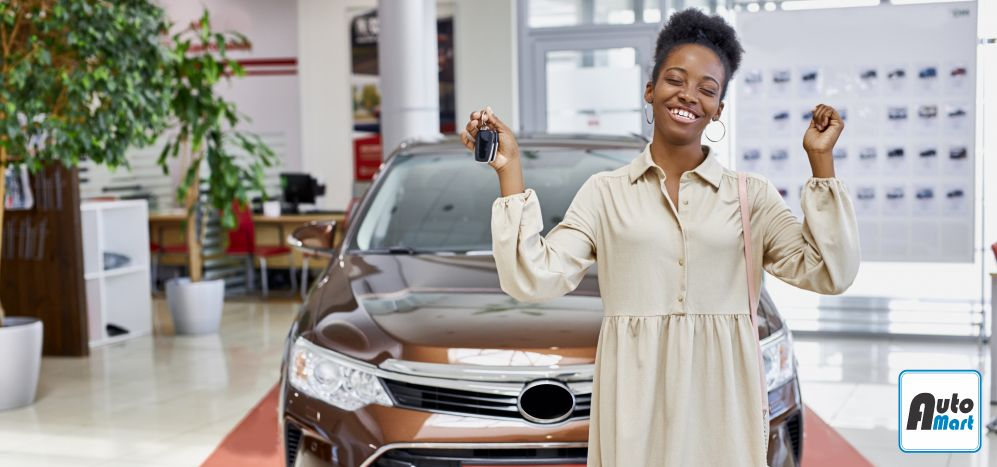 How to buy a used car on Auto Mart