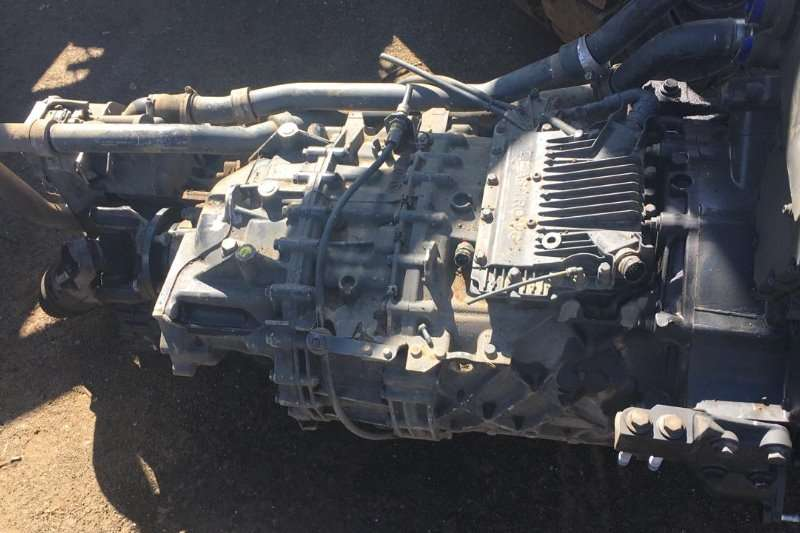 Full Units Iveco Gearboxes