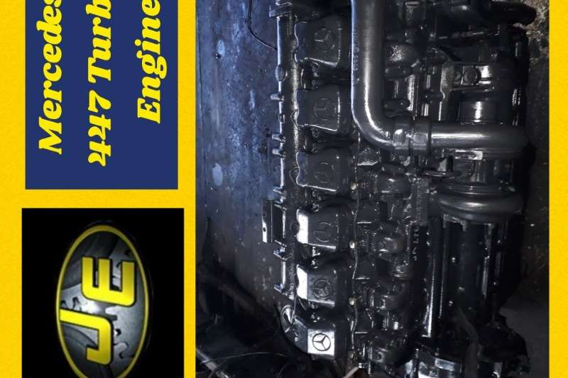 Mercedes Benz Engines