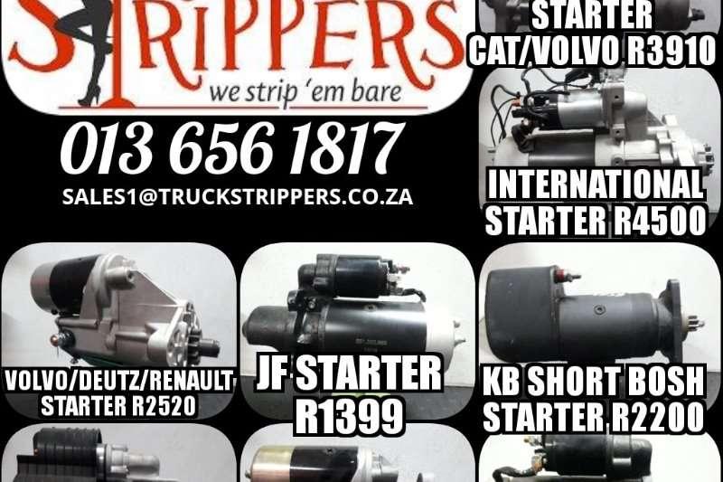Starter Motors Merce