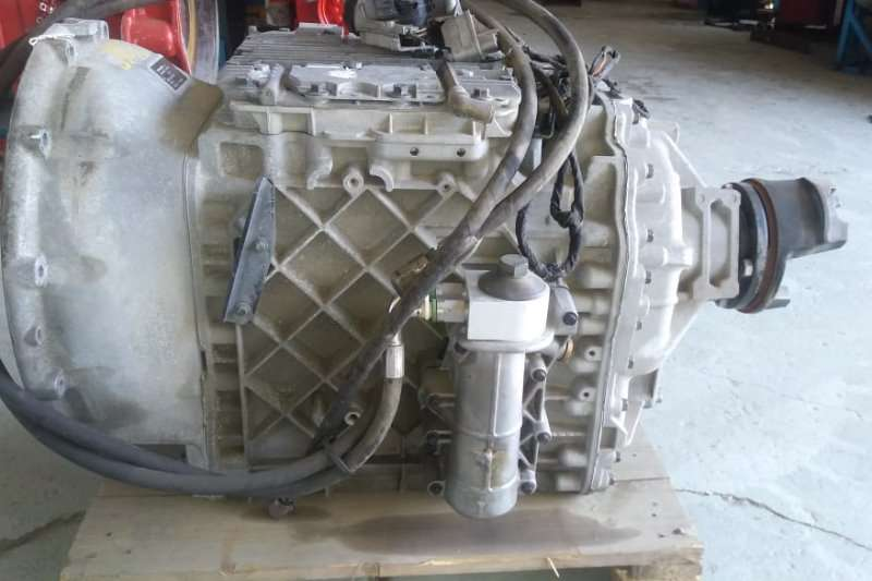 Full Units Volvo Gearboxes
