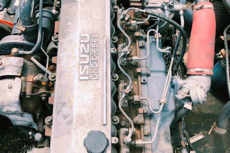 Full Units Isuzu Engines