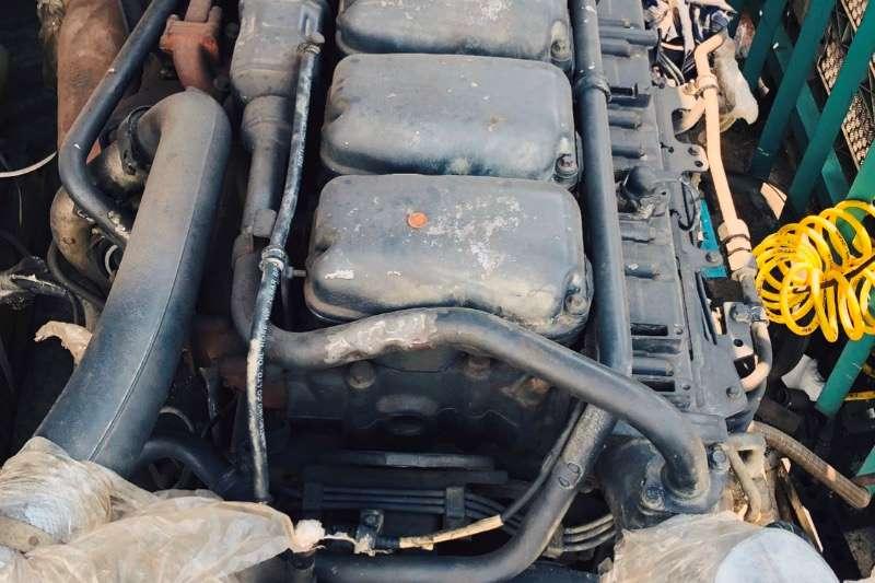 Full Units Scania Engines