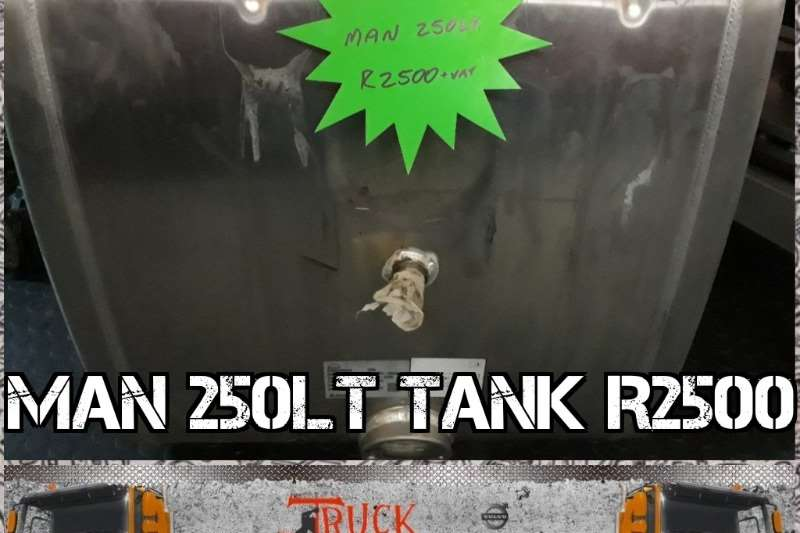 Fuel Tanks MAN Fuel Systems