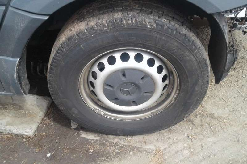 Smooth Treads Mercedes Benz Tyres