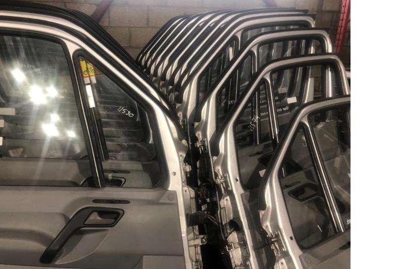 Doors and Door Handles Mercedes Benz Body