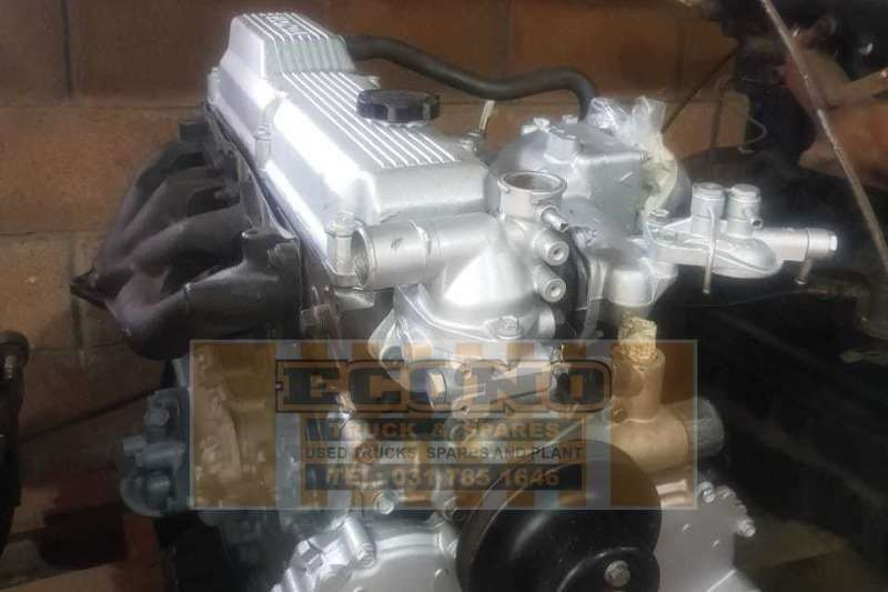 Full Units Toyota Engines