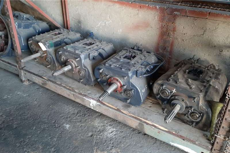 Full Units Gearboxes