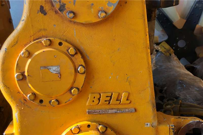 Bell Machinery For Stripping